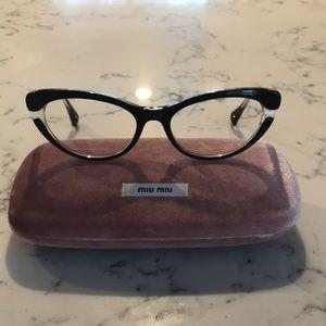 d95db124a17b Miu Miu Accessories - Authentic Miu Miu eyeglasses with a non RX lense